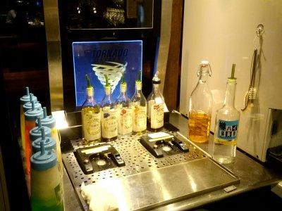 アルコールコーナー:トルネードビール