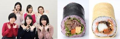 神戸学院大学栄養学部の学生とのコラボ