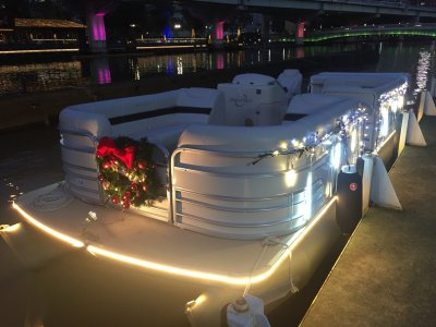 大阪市内各所から福島エリアへアクセスできる「リムジンボート」が運航!