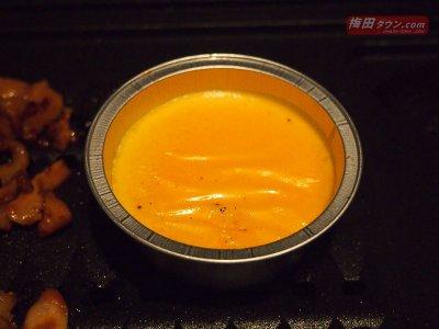 チーズを温めて