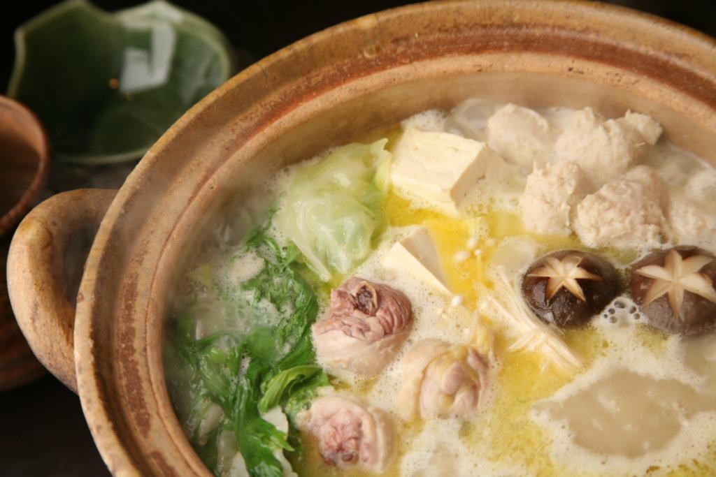 博多名物 水炊き鍋